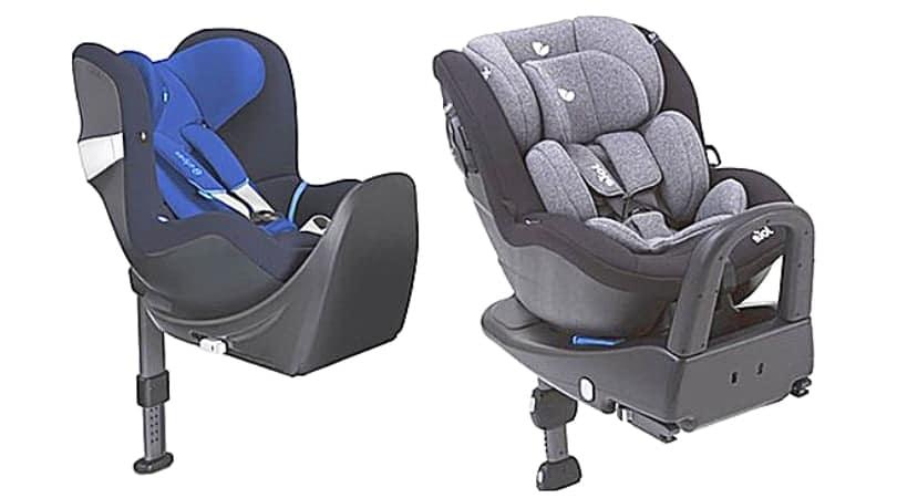 sillas de coche i-size